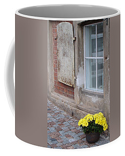 Potted Flowers  Coffee Mug by Richard Rosenshein