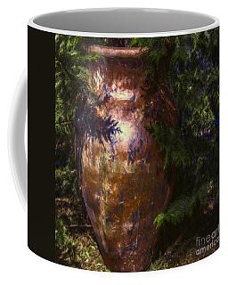 Coffee Mug featuring the photograph Potters Clay by Jean OKeeffe Macro Abundance Art