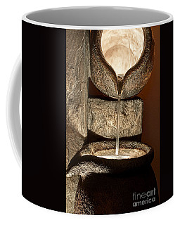 Pouring Out Water Art Prints Coffee Mug by Valerie Garner
