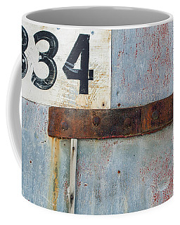 Powder Magazine Coffee Mug