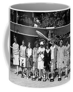 Powderpuff Derby Aviatrix Coffee Mug