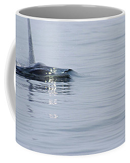 Coffee Mug featuring the photograph Power In Motion by Marilyn Wilson