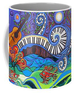 Power Of Music II  Coffee Mug