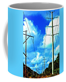 Power To The Infinity Coffee Mug