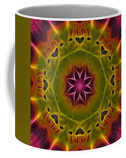Coffee Mug featuring the photograph Powerful Creator - Square by Beth Sawickie
