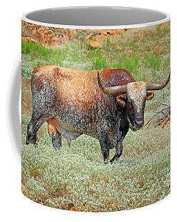 Prairie Longhorn Coffee Mug