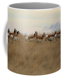 Prairie Pronghorns Coffee Mug