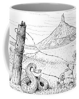Prairie Rattler Coffee Mug