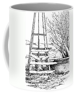 Prairie Song Ranch Water Department Coffee Mug