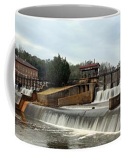Prattville Dam Prattville Alabama Coffee Mug