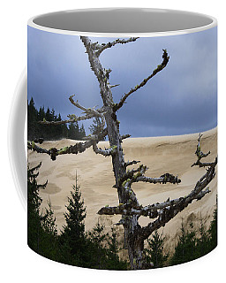 Coffee Mug featuring the photograph Pre Storm by Adria Trail