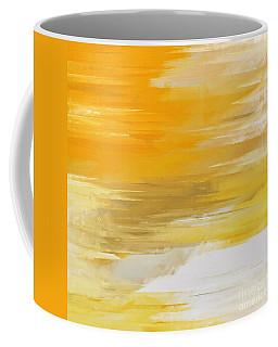 Precious Metals Abstract Coffee Mug
