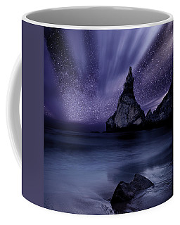 Coffee Mug featuring the photograph Prelude To Divinity by Jorge Maia