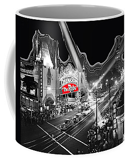 Coffee Mug featuring the photograph Premier Of The Robe 1953 Grauman's Chinese Theater Los Angeles Ca 1953-2012 by David Lee Guss