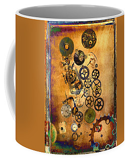 Present Coffee Mug by Fran Riley