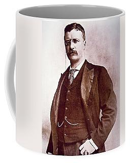 President Theodore Roosevelt Coffee Mug