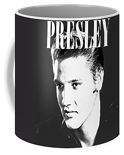 Presley Look Coffee Mug by Gina Dsgn