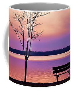 Presque Isle Solitude 11.12.12 Coffee Mug