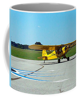 Preston Aviation Piper Cub  Coffee Mug