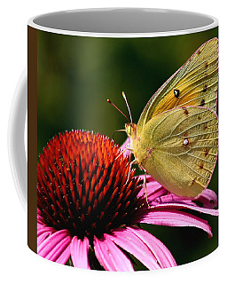 Pretty As A Butterfly Coffee Mug