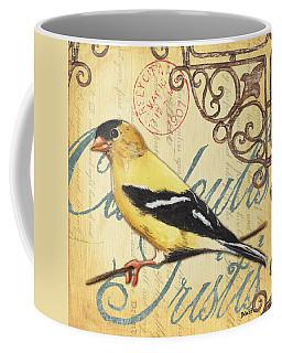 Pretty Bird 3 Coffee Mug
