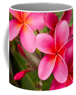 Pretty Hot In Pink Coffee Mug by Denise Bird