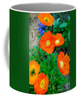 Pretty In Orange Coffee Mug