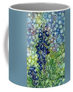 Pretty In Blue Coffee Mug