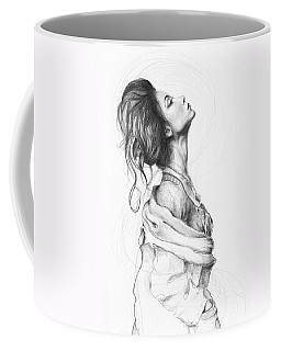 Pretty Lady Coffee Mug
