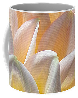 Pretty Pastel Petal Patterns Coffee Mug