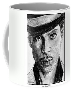 Prince Nelson In 2006 Coffee Mug