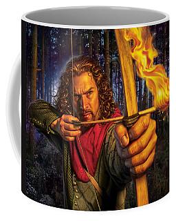 Prince Of Thieves  Coffee Mug