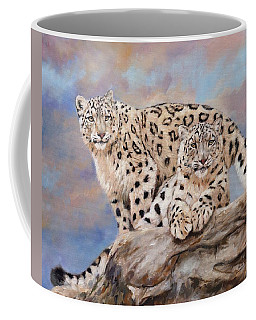 Princes Of The Peaks Coffee Mug