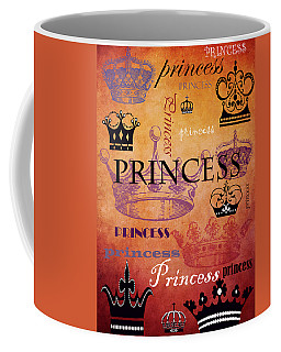Princess 2 Coffee Mug