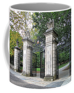 Princeton University Main Gate Coffee Mug