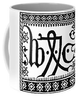Printer's Device, 1475 Coffee Mug