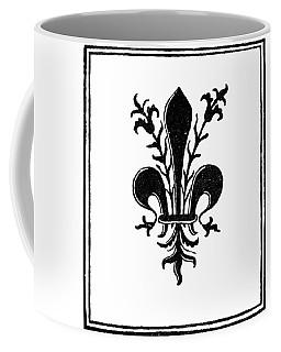 Printer's Device, 1514 Coffee Mug