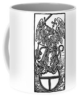 Printer's Device, 1517 Coffee Mug