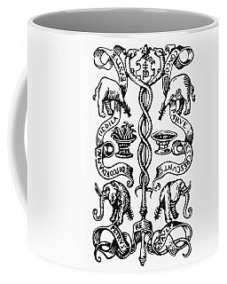 Printer's Device, 1532 Coffee Mug