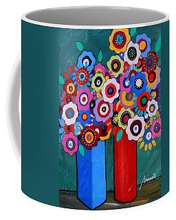 Prisarts Florals II Coffee Mug