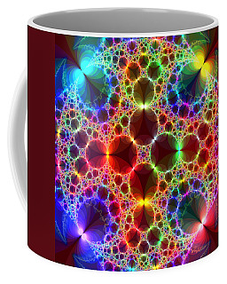 Prism Bubbles Coffee Mug by Tammy Wetzel