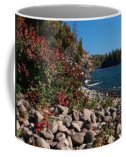 Pristine Shoreline Coffee Mug