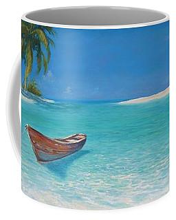 Private Landing Coffee Mug