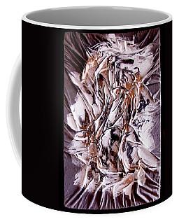 Profile Abstracted Coffee Mug