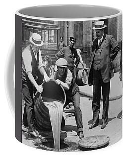 Prohibition In The Usa Coffee Mug