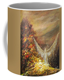 Protecting Mother Earth Coffee Mug