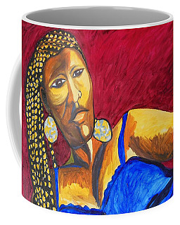 Proud Sheruba Ethiopian Braids Coffee Mug