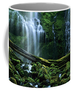 Proxy Falls Coffee Mug by Bob Christopher