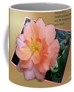 Psalms 37  4 Coffee Mug