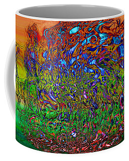 Psychedelic Mind Coffee Mug